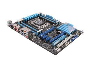 ASUS P9X79 LE ATX Intel Motherboard with USB BIOS
