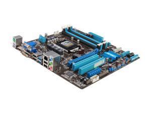 ASUS P8Q77-M/CSM Micro ATX Intel Motherboard