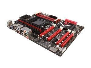 ASUS ROG Crosshair V Formula-Z AM3+ AMD 990FX + SB950 SATA 6Gb/s USB 3.0 ATX AMD Gaming Motherboard with 3-Way SLI/CrossFireX Support and UEFI BIOS