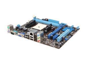 ASUS F1A55-M LX3 uATX AMD Motherboard