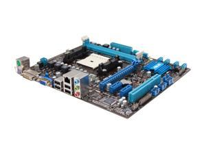 ASUS F2A55-M LK PLUS Micro ATX AMD Motherboard with UEFI BIOS