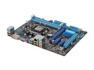 ASUS P8B75-M LX PLUS Micro ATX Intel Motherboard with UEFI BIOS