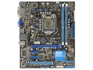 ASUS P8H61-M LE Micro ATX Intel Motherboard