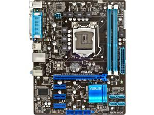 ASUS P8H61-M LX PLUS REV 3.0 Micro ATX Intel Motherboard