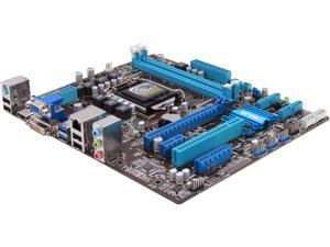 ASUS P8H77-M LE uATX Intel Motherboard with UEFI BIOS