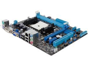ASUS A55M-E Micro ATX AMD Motherboard With UEFI BIOS