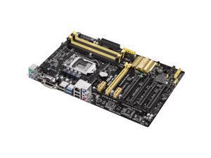 ASUS B85-PLUS ATX Intel Motherboard