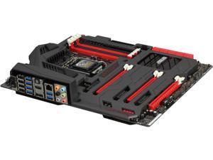 ASUS MAXIMUS VI FORMULA LGA 1150 Intel Z87 HDMI SATA 6Gb/s USB 3.0 ATX gaming board with double-sided ROG Armor, 23C-degrees cooler CrossChill and 120dB SNR, 600ohm audio