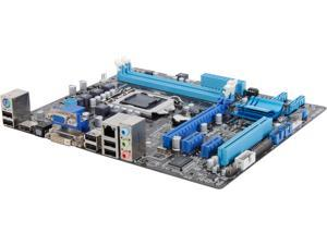 ASUS P8H61-M (REV 3.0) Micro ATX Intel Motherboard