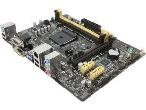 ASUS AM1M-A AM1 SATA 6Gb/s USB 3.0 HDMI Micro ATX AMD Motherboard