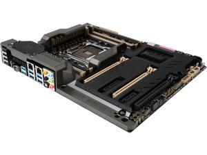 ASUS TUF SABERTOOTH X99 LGA 2011-v3 Intel X99 SATA 6Gb/s USB 3.1 USB 3.0 ATX Intel Motherboard