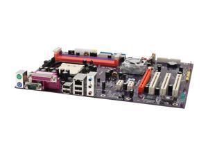 ECS NFORCE4M-A (V1.1) ATX AMD Motherboard