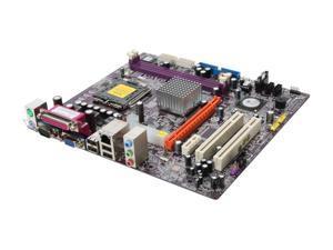 ECS 671T-M (V1.0) Micro ATX Intel Motherboard