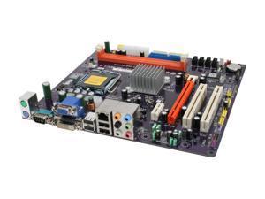 ECS GF7100PVT-M3 Micro ATX Intel Motherboard