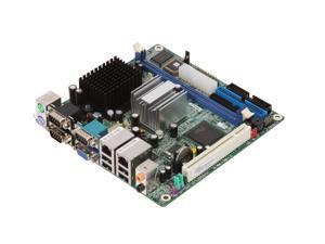 ECS PMI8M Intel Celeron M 600MHz Mini ITX Motherboard/CPU Combo
