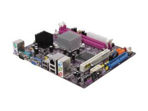 ECS 945GCT-D Intel Atom Mini-DTX 200x170mm Motherboard/CPU Combo