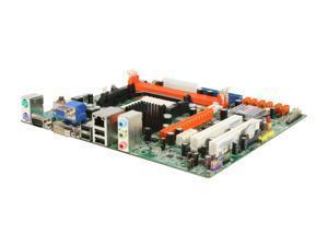 ECS RC410L/800-M 2.0 Micro ATX Intel Motherboard