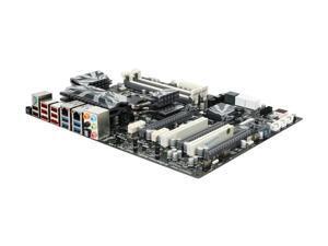 ECS Black Extreme P67H2-A Hydra ATX Intel Motherboard