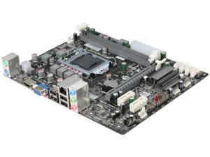 ECS H61H2-M2(1.0) Micro ATX Intel Motherboard