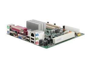 ECS TIGD-CI3(1.0) Intel Atom D525 (1.8GHz, Dual Core) Mini ITX Motherboard/CPU Combo
