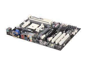 ECS A75F-A ATX AMD Motherboard