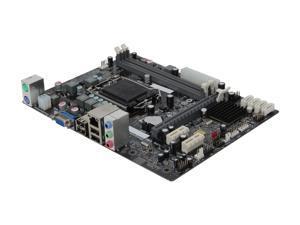 ECS H61H2-M12 Micro ATX Intel Motherboard