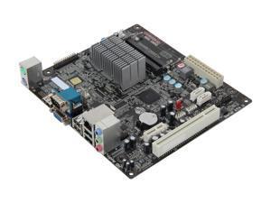 ECS CDC-M/D2500 Intel Atom D2500 Micro ATX Motherboard/CPU Combo