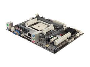ECS A55F-M4(1.0) Micro ATX AMD Motherboard