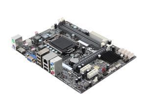 ECS H61H2-M17(v1.0) Micro ATX Intel Motherboard
