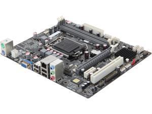 ECS H61H2-M13 (V2.0) Micro ATX Intel Motherboard