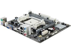 ECS A55F2-M4(1.0) Micro ATX AMD Motherboard