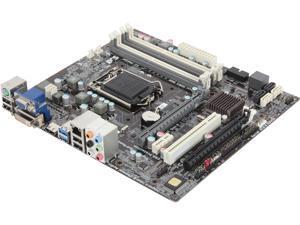 ECS B85H3-M(1.0) LGA 1150 Intel B85 HDMI SATA 6Gb/s USB 3.0 Micro ATX Intel Motherboard