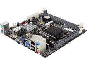 ECS H81H3-I/HDMI (V1.0) LGA 1150 Intel H81 HDMI SATA 6Gb/s USB 3.0 Mini ITX Intel Motherboard
