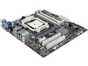 ECS A75F2-M Micro ATX AMD Motherboard