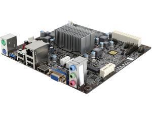 ECS BAT-I(1.0)/J1800 Intel Bay Trail J1800 Mini ITX Motherboard/CPU/VGA Combo