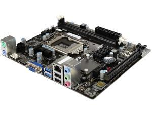 ECS H110M4-C23 LGA 1151 Intel H110 HDMI SATA 6Gb/s USB 3.0 Micro ATX Motherboards - Intel