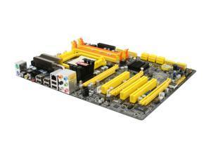 DFI LP DK 790FX-M2RS ATX AMD Motherboard
