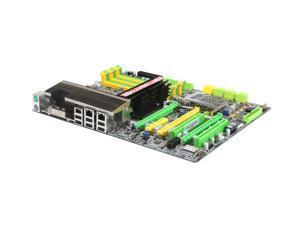 DFI LP UT X58-T3eH8 ATX Intel Motherboard
