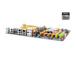 BIOSTAR TForce590SLI Deluxe ATX AMD Motherboard