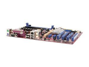 BIOSTAR NF44XA7COMBVGA1 ATX Motherboard/VGA Combo