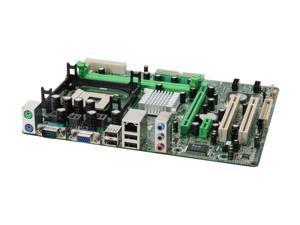 BIOSTAR P4M900M4 Micro ATX Intel Motherboard
