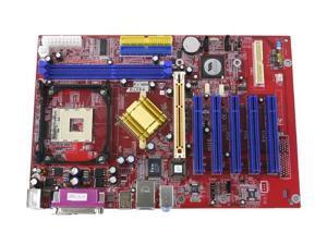 BIOSTAR P4VTG ATX Intel Motherboard