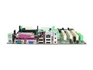 BIOSTAR P4M80-M4 Micro ATX Intel Motherboard