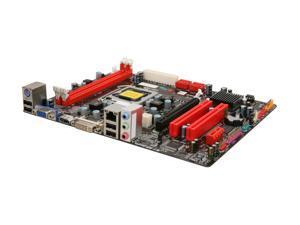 BIOSTAR H61MHB Micro ATX Intel Motherboard