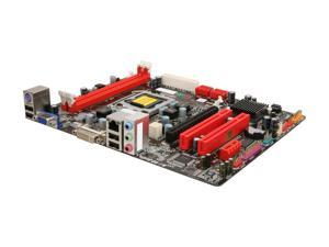 BIOSTAR H61MLB Micro ATX Intel Motherboard