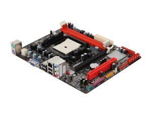 BIOSTAR A55MLV Micro ATX AMD Motherboard