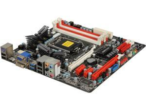 BIOSTAR TZ77MXE Micro ATX Intel Motherboard with UEFI BIOS