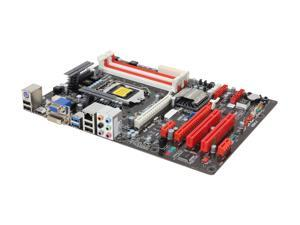 BIOSTAR TZ75B ATX Intel Motherboard with UEFI BIOS