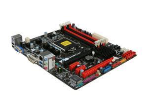 BIOSTAR H77MU3 Micro ATX Intel Motherboard