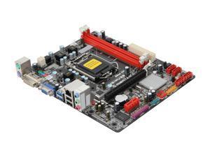 BIOSTAR H61MU3B Micro ATX Intel Motherboard